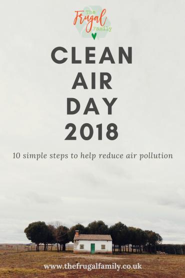 Clean Air Day 2018