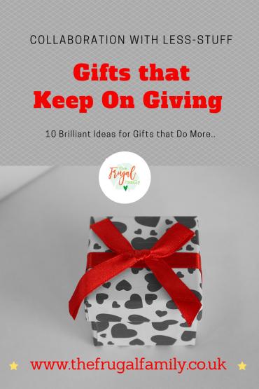 Gifts That Keep On Giving…