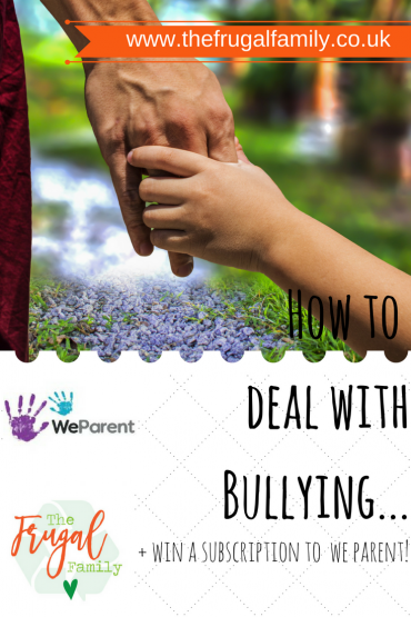 Bullying and Your Child