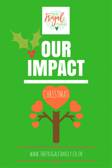 Our Christmas Impact