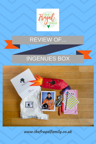 Review of Mae Jemison Box