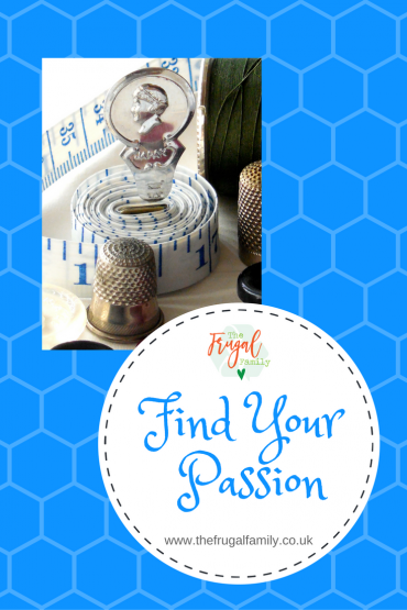 Find (or rediscover) your passion…